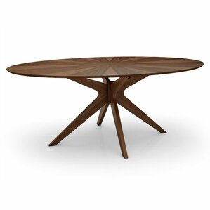 Nice Mooresville Oval Dining Table
