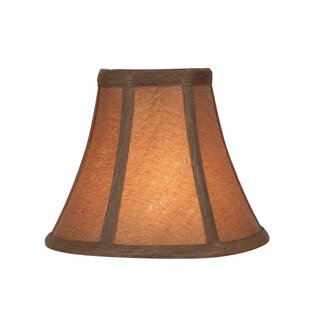 Price comparison 6 Fabric Bell Candelabra Shade (Set of 6) By Aspen Creative Corporation