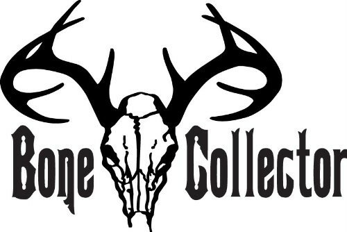 Vinyl Bone Collector Wall Decal