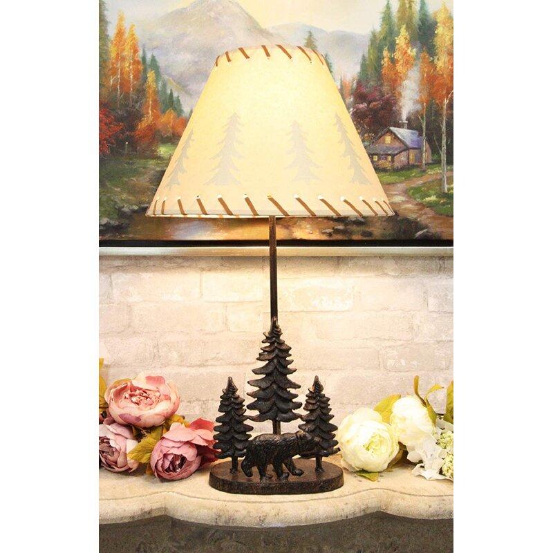 Millwood Pines Araujo 25 Table Lamp Wayfair