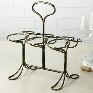 Wine Glass Caddy Carrier