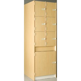 Music 4 Tier 1 Wide Instrument Storage by Stevens ID Systems