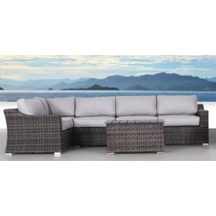 Huddleson 6 Piece Conversation Set with Cushions