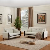 Malcom 2 Piece Living Room Set by Corrigan Studio®