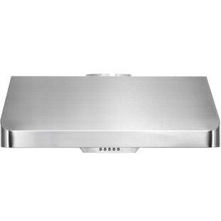 35.5 inch  500 CFM Ducted Under Cabinet Range Hood