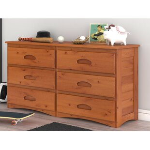 Inexpensive Trumble 6 Drawer Double Dresser by Viv + Rae Reviews (2019) & Buyer's Guide