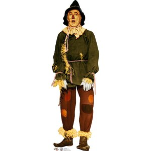Scarecrow - Wizard of Oz 75th Anniversary Cardboard Standup