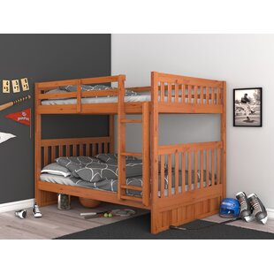 Trumble Full over Full Bunk Bed by Viv  Rae
