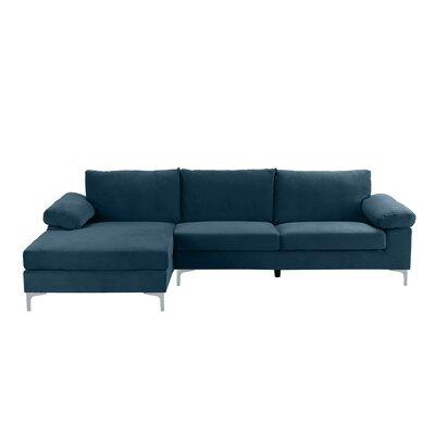 Modern Blue Sectionals Allmodern