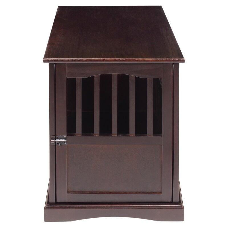 Pet Crate End Table Part 37