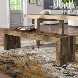Chantel Wood Bench
