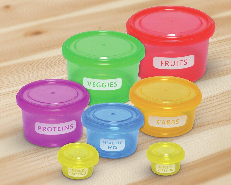 Eternal 14 Piece Container Food Storage Set Wayfair