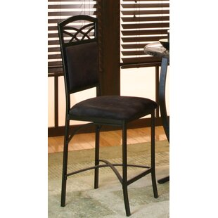 Jacob 24 Bar Stool (Set of 2) Latitude Run