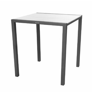 Binghampton Aluminum Bar Table