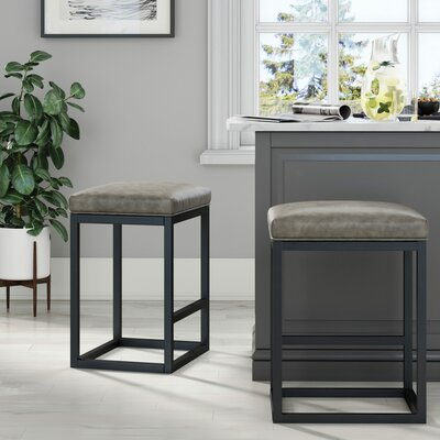 Counter 24 Quot 27 Quot Counter Height Bar Stools You Ll Love In