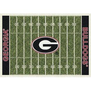 NCAA Home Field Novelty Rug