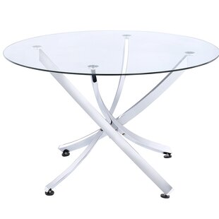 Rhames Dining Table Wrought Studio