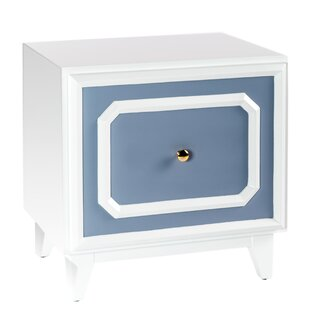 Pattison Nightstand by Statements by J