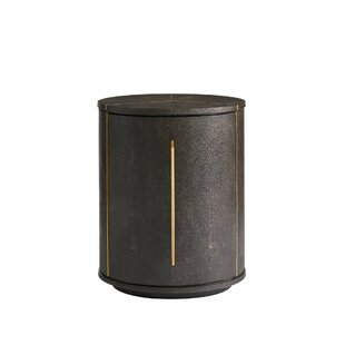 Panavista End Table with Storage by Stanley Furniture