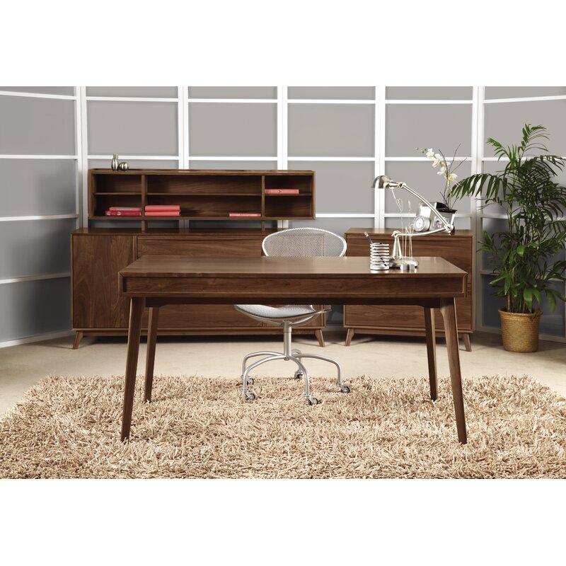 Copeland Furniture Catalina Solid Wood Computer Desk Perigold