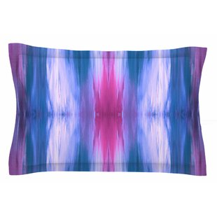 Ebi Emporium 'Butterfly Tribal 3' Painting Sham