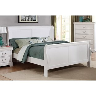 Citrana Sleigh Bedroom Set by House of Hampton Great price