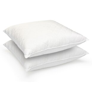 Firm European Bed Pillow (Set of 2)