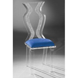 Monaco Acrylic Side Chair by Muniz