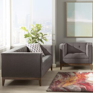 Comparison Ramey Linen 2 Piece Living Room Set by Wade Logan Reviews (2019) & Buyer's Guide