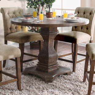 Fishponds Dining Table Gracie Oaks