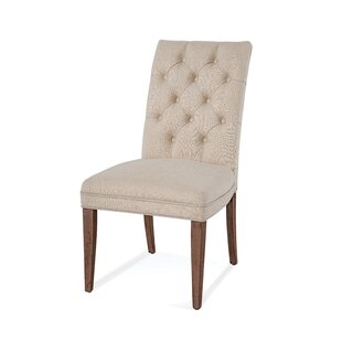Jillian Upholstered Dining Chair (Set of 2) Gracie Oaks