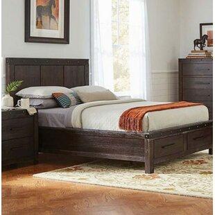 Alexandrina Storage Panel Bed by Gracie Oaks