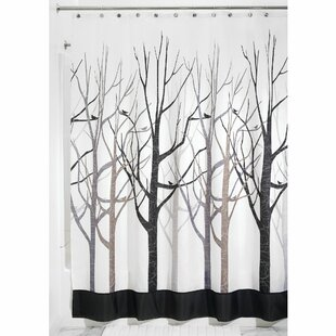 Forest Single Shower Curtain