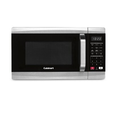 Stainless 17  0.7 cu. ft. Countertop Microwave Cuisinart