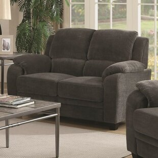 Shop Moy Transitional Loveseat by Winston Porter