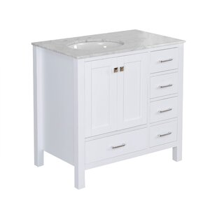 Cheshunt Full Cabinet 36 Single Bathroom Vanity Set