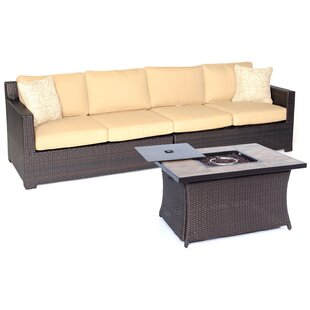 Ashdown 3 Piece Conversation Set with Cushions