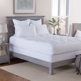 Cool Temperature Moisture Wicking Mattress Pad by Tommy Bahama Bedding