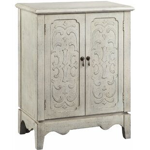 Cora 2 Door Accent Cabinet by Stein World