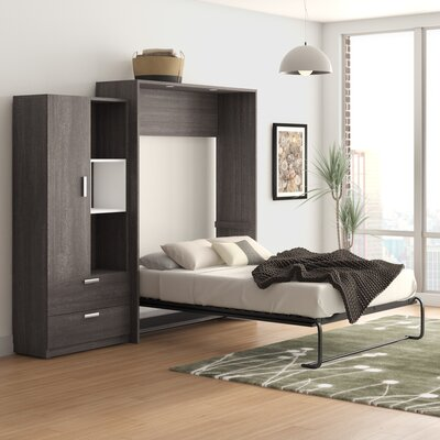 Medan Storage Murphy Bed Wade Logan