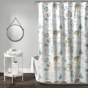 Garron Single Shower Curtain