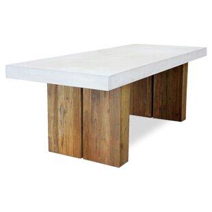 Olympus Conrete Dining Table by Seasonal Living