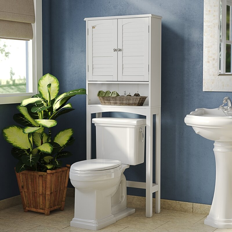 Highland Dunes Forbis Space Saver 25 W X 64 H Over The Toilet