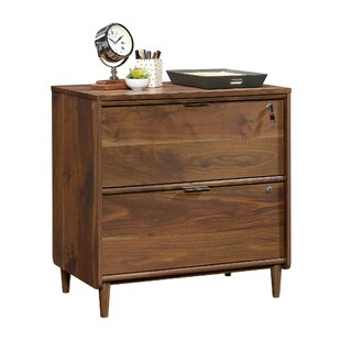 West Town 2 Drawers Lateral Filing Cabinet
