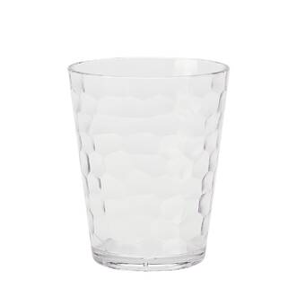 Bloomsbury Market Frisby Shimmers Swirled Recycled 9 Oz Whiskey Glass Wayfair
