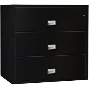 3-Drawer Lateral Filing Cabinet by Phoenix Safe International Herry Up