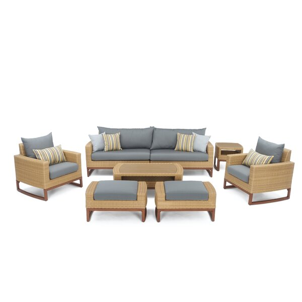 Peachy Patio Conversation Sets Youll Love In 2019 Wayfair Download Free Architecture Designs Lectubocepmadebymaigaardcom