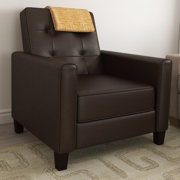 Zipcode Design Lowell Manual Recliner & Reviews by Zipcode Design