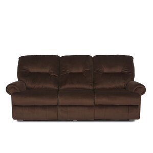 Saco Reclining Sofa by Klaussner Furniture