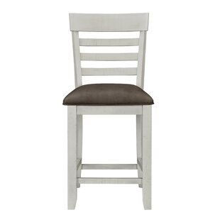 Lowellville 26 Counter Stool Set of 2 by August Grove